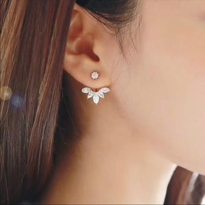 Beautiful Cubic Zirconia Earrings